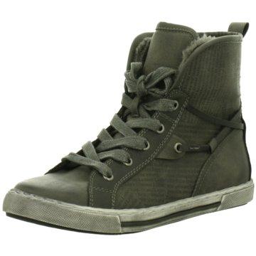 Pep Step Sneaker High oliv
