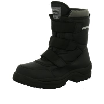Montega Shoes & Boots Winterboot schwarz