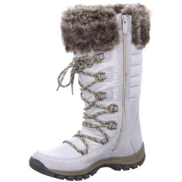 Montega Shoes & Boots Winterstiefel weiß
