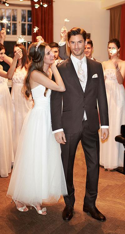 FashionWorld Outfits Hochzeitsschuhe