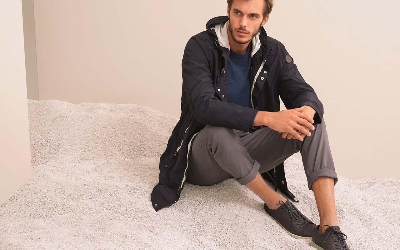 FashionWorld Trends Saisonstart Männerschuhe