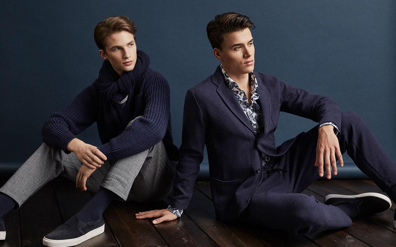 Fashionworld Trends Männer Herbsttrends 2017