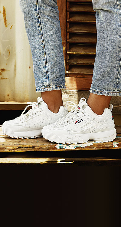 FashionWorld Must Haves Fila Ugly Sneaker