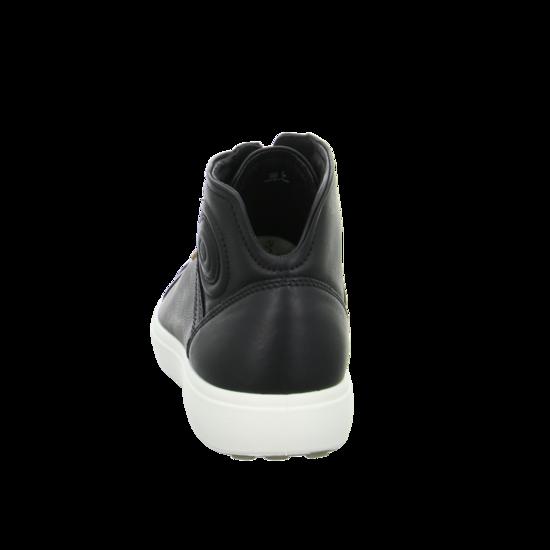 Women's Ecco Soft 7 Mid Top Sneaker, Size 8 8.5US 39EU