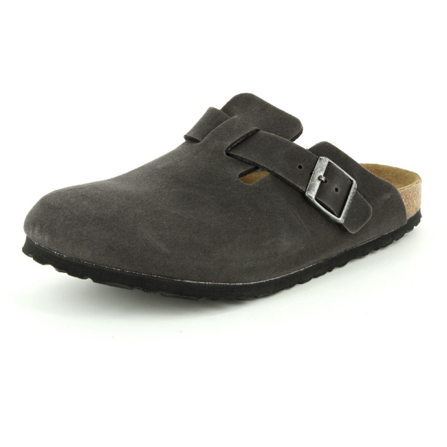 boston vegan 259543 komfort sandalen von birkenstock. Black Bedroom Furniture Sets. Home Design Ideas