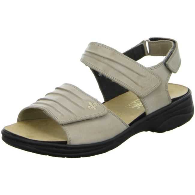 sandale 64560 42 komfort sandalen von rieker. Black Bedroom Furniture Sets. Home Design Ideas