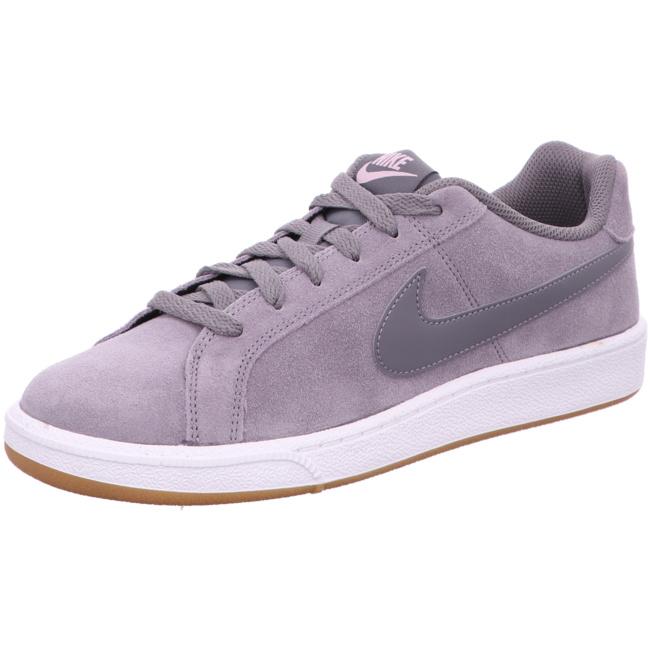 Nike Herren Court Royale Suede Sneakers, Grau (Cool Grey