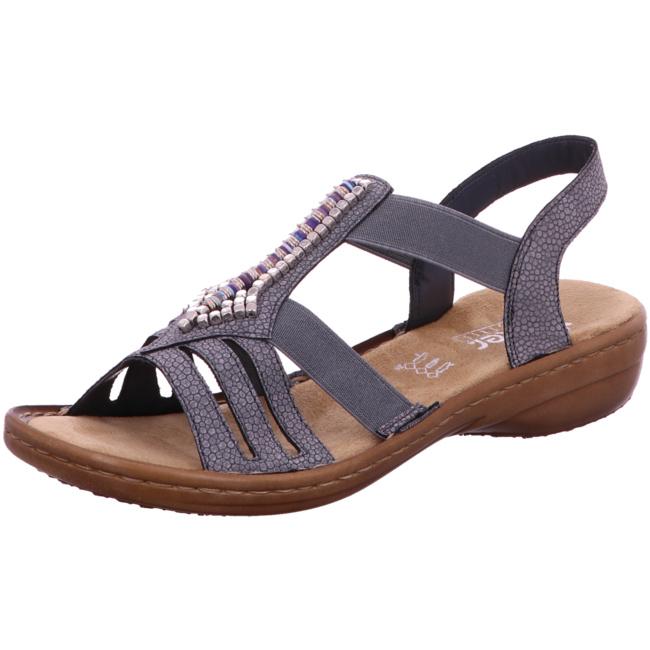 608S1 Komfort Sandalen von Rieker--Gutes Rieker--Gutes Rieker--Gutes Preis-Leistungs-, es lohnt sich d75a7b