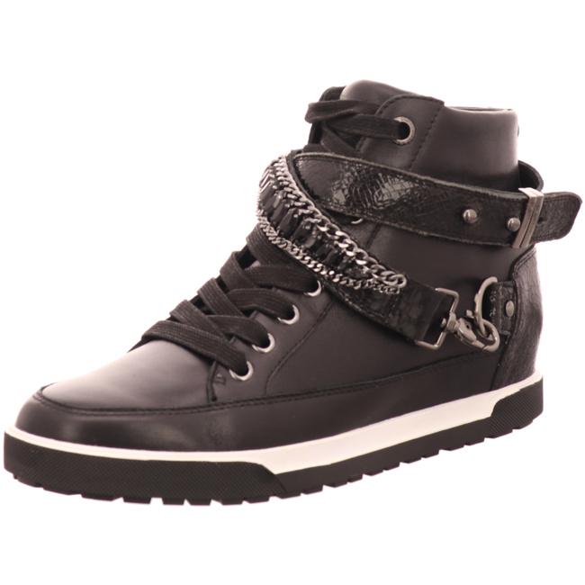 Sneaker MarcCain Glatt Leder Weiss