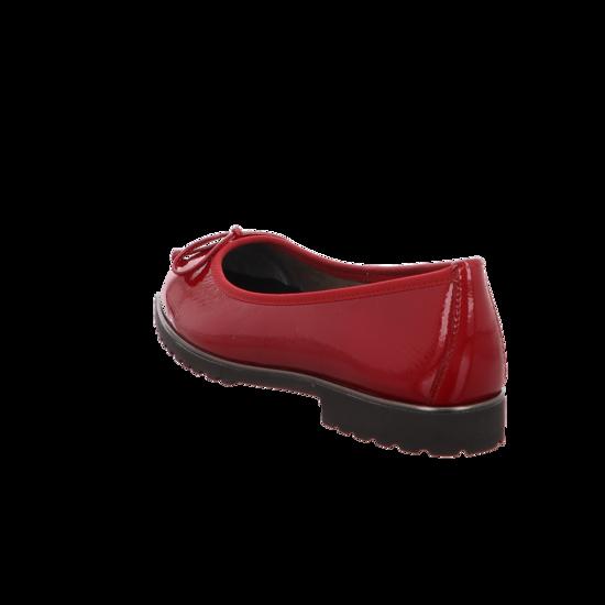 Paul Green Slipper Rot Größe 4.5 Farbe: Chili