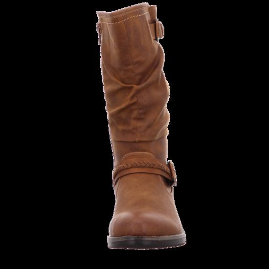Rieker Womens Stiefel F 12 Braun (2)