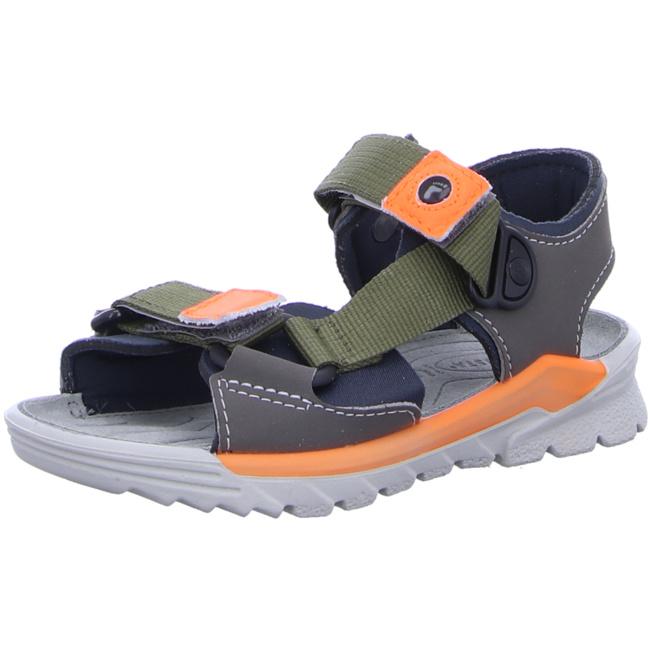 Ricosta Kinder Schuhe Bob 4523000-460 grau 671540