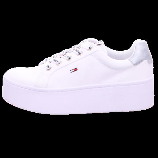 release date: 056c0 993d3 Tommy Hilfiger Roxie Plateau Sneaker