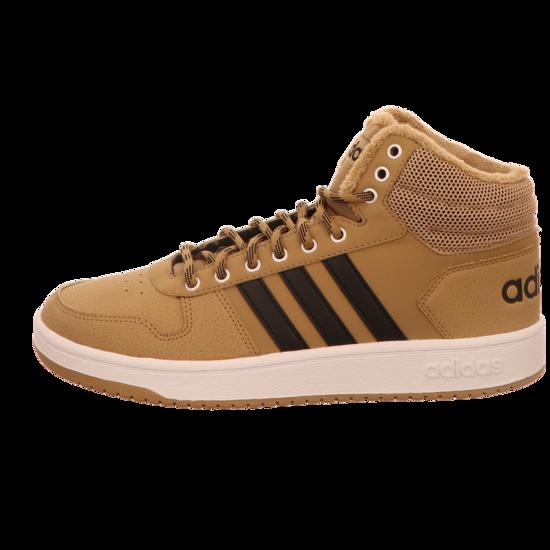 Hoops 2.0 MID Sneaker braun