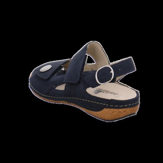 342002-191-001 Bequeme Sandalen von Waldläufer iWJUc