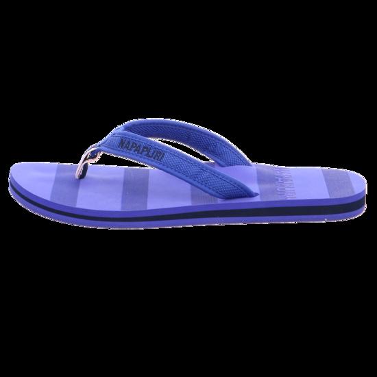 check out df1c5 02ee8 Napapijri Offene Schuhe