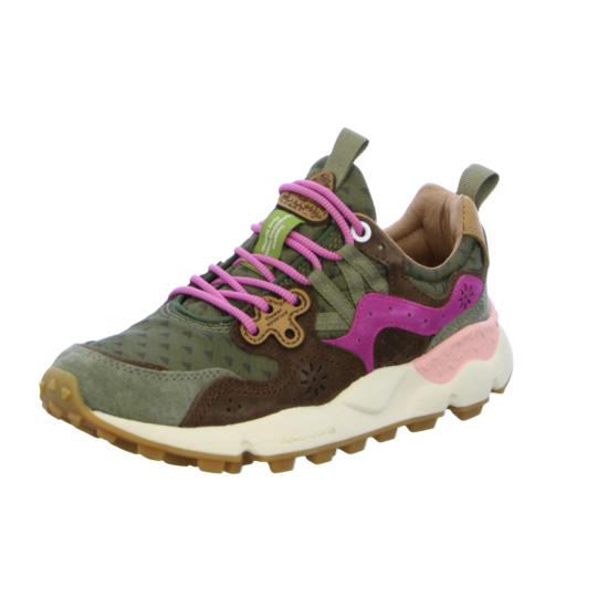 Sneaker Low Top für Damen Flower Mountain