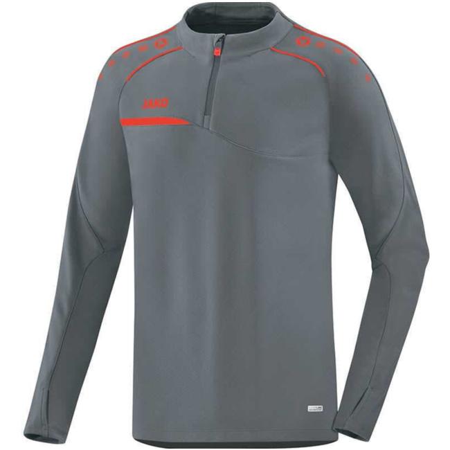 Jako Ziptop Classico Herren rot Trainingspullover Sweater Pulli NEU