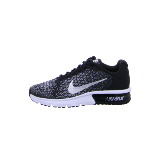 Nike Air Max Sequent 2 Sneaker in schwarz 869993 001