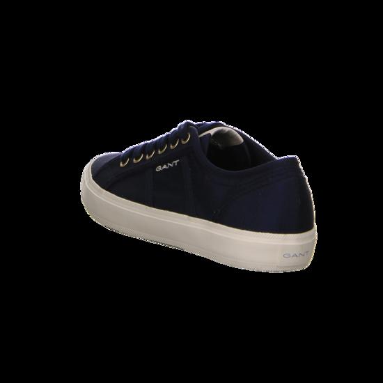 Sneaker Low Top für Damen von Gant blau; dunkel rHwNn