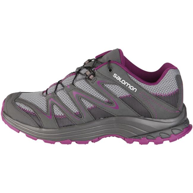 Trail Score Damen Outdoorschuhe grau lila L39861300 Running UGYLG