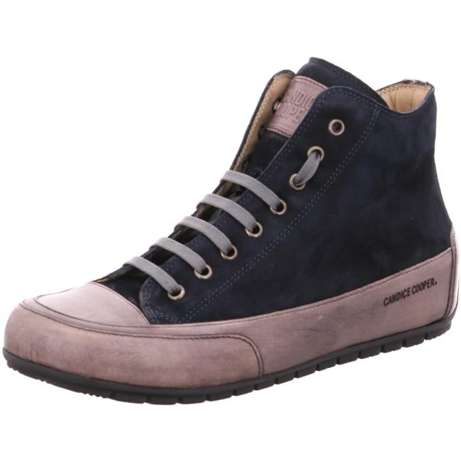PLUS 04 CAM. NAVY Sneaker High von Candice Cooper