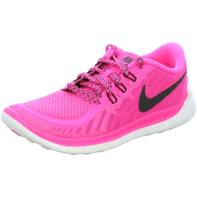 Nike Schuhe Nike Free 5.0 Kinder Laufschuh Pinkes Peng