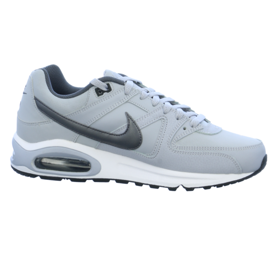 NIKE AIR MAX Command Leather 749760 012 Men Shoes Wolf Grey