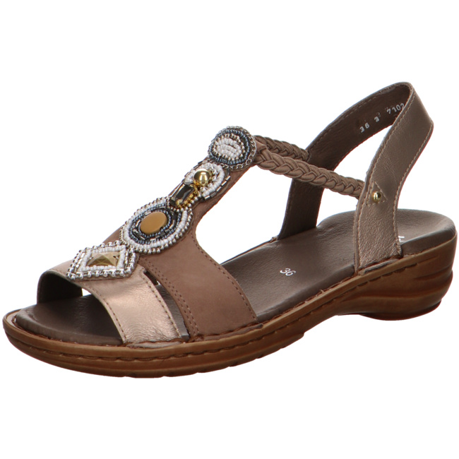 2cc9f6da6b2443 Hawaii 12-37275-07 Komfort Sandalen von ara