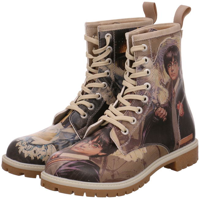 Einzelhandelspreise Website für Rabatt riesige Auswahl an Dogo Shoes Schnürboots