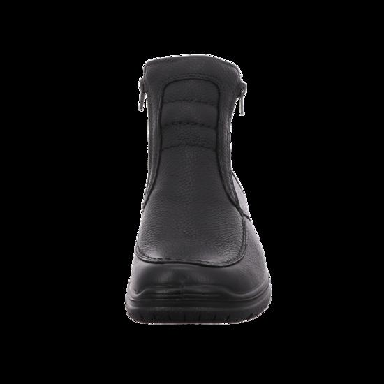 Jomos 416501 33 Authentic II Herren Stiefel Stiefeletten Lammfell , Schuhgröße:46 EU, Farbe:Schwarz