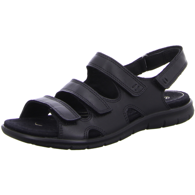 214013 01001 komfort sandalen von ecco. Black Bedroom Furniture Sets. Home Design Ideas