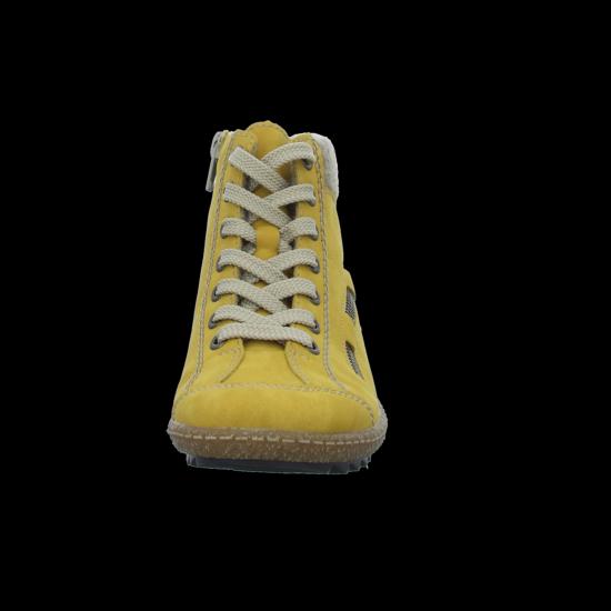 L7543 69 Bequeme Stiefeletten von Rieker AshE1