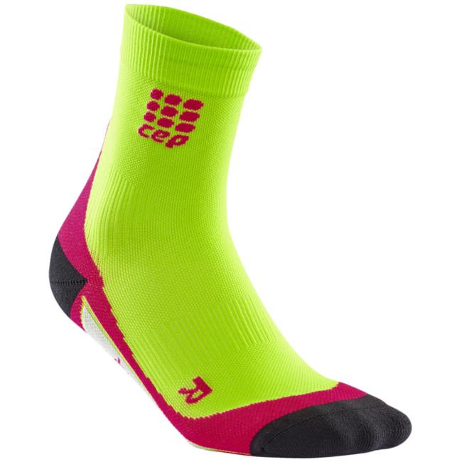 Socks Cep Dynamic Fitness, Running & Yoga Short Socks Women Frauen Kompressionsstrümpfe Socken Strümpfe Wp4b0