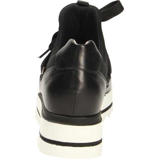 Gabor Damen Sneaker schwarz Größe 40 24.412.27