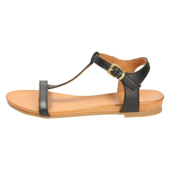 dora dora 1 black sandalen von apple of eden. Black Bedroom Furniture Sets. Home Design Ideas