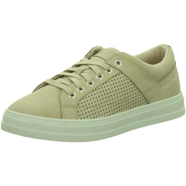 Damen Sneaker 028EK1W014-280 Beige 306742 Esprit LTKNi