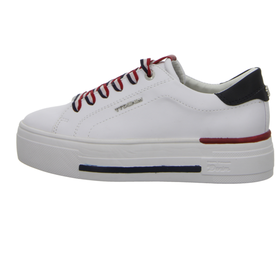 Damen Plateau Sneaker Tom Tailor